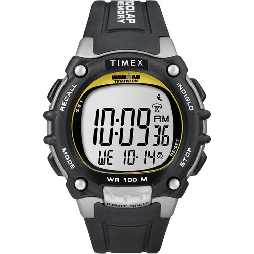 Timex IRONMAN 100-Lap Fitness Watch