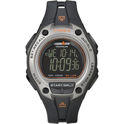 Timex IRONMAN 30-Lap Fitness Watch (Black)