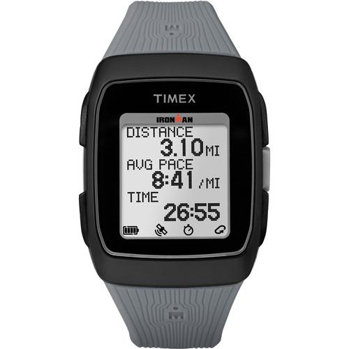 Timex IRONMAN GPS Watch (Black/Gray)