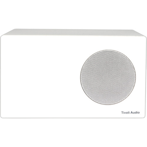Tivoli Albergo Stereo Speaker (White)