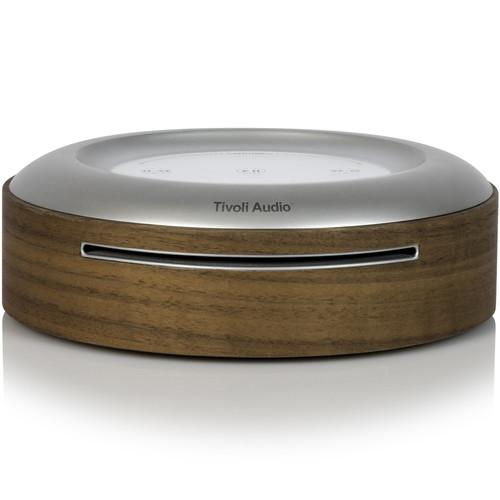 Tivoli Model CD Wi-Fi CD Player (Walnut)