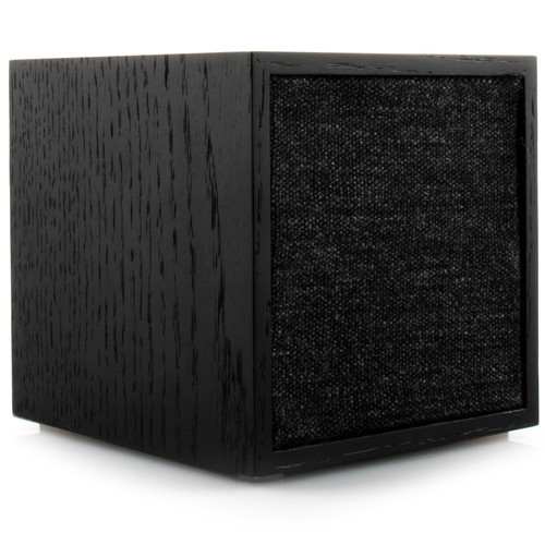 Tivoli CUBE Bluetooth Wireless Speaker (Black Ash/Black)
