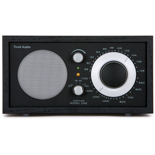 Tivoli Model One Radio (Black Ash/Black)