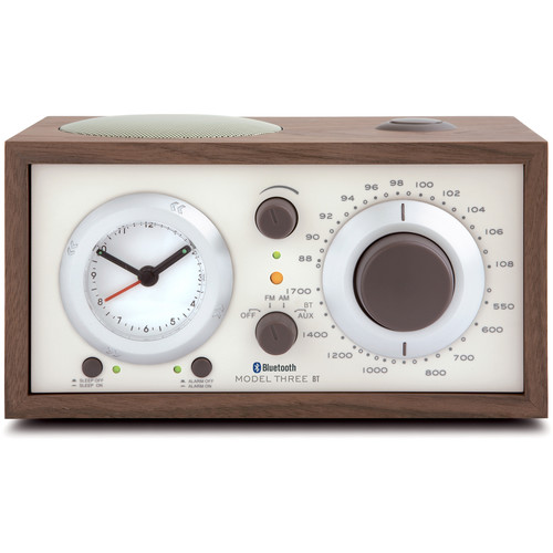 Tivoli Model Three BT (Classic Walnut/Beige)