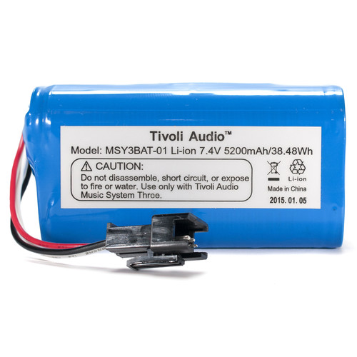 Tivoli Battery Pack for Music System Three Stereo