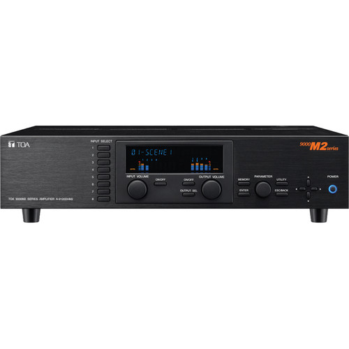 Toa Electronics A-9240SHM2 240W Modular Amplifier