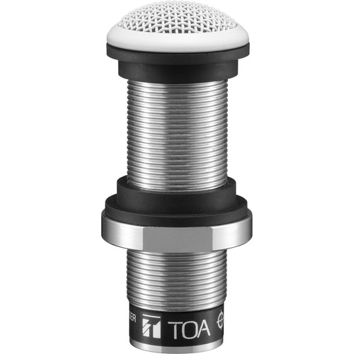 Toa Electronics EM-600 Flush-Mount Microphone