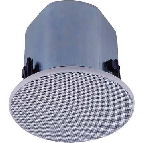 Toa Electronics F-2322CU1 Ceiling Speaker with Tile Bridge
