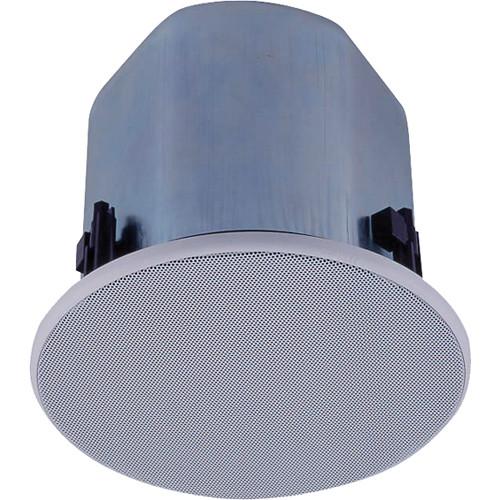 """Toa Electronics 5"""" Full-Range Ceiling Speaker with Tile Bridges"""