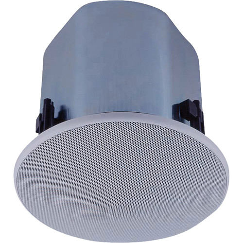"Toa Electronics 5"" Coaxial Ceiling Speaker with Tile Bridges"