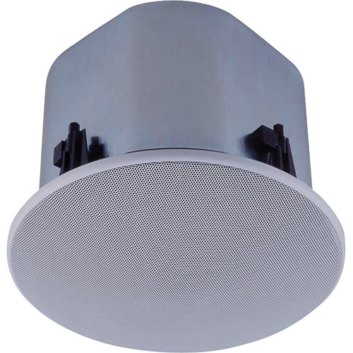 "Toa Electronics F-2852CU2 6.5"" 2-Way Coaxial Ceiling Speaker"