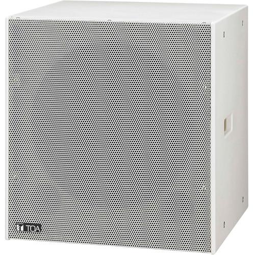 Toa Electronics FB-150W AM, 600 W Passive Subwoofer (White)