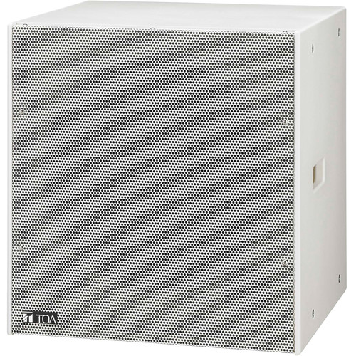 Toa Electronics FB-150W AM, 600 W Passive Subwoofer (White)