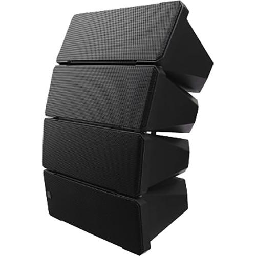 Toa Electronics HX-7B Variable Dispersion Speaker (Black)