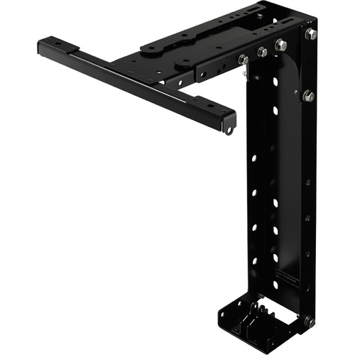 Toa Electronics Speaker Wall Mounting Under Outdoor Eaves Bracket, for HX-7B-WP