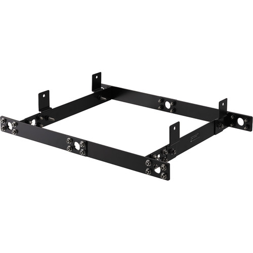 Toa Electronics Hanging Bracket for FB-150 Subwoofer and Two HX-7 Dispersion Speakers (Black)