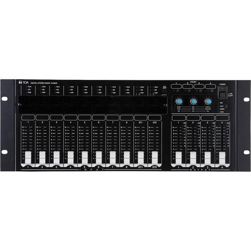 Toa Electronics M-864D Digital Stereo Mixer