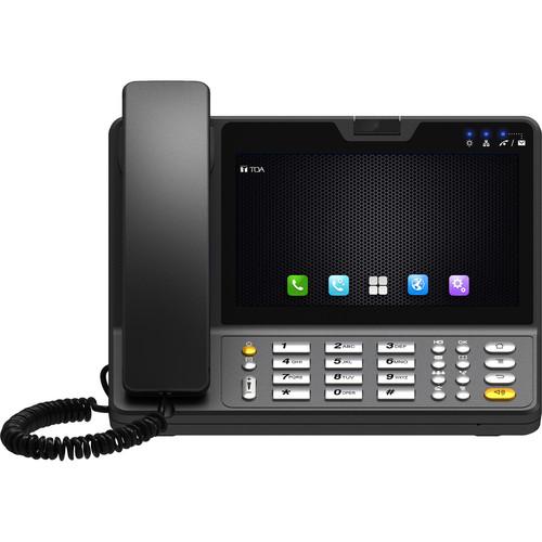Toa Electronics N-SP80MS1 QCU Multimedia Intercom Station for N-8000 IP System