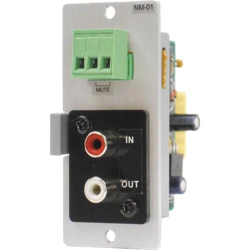 Toa Electronics NM-01 Noise Masking Module