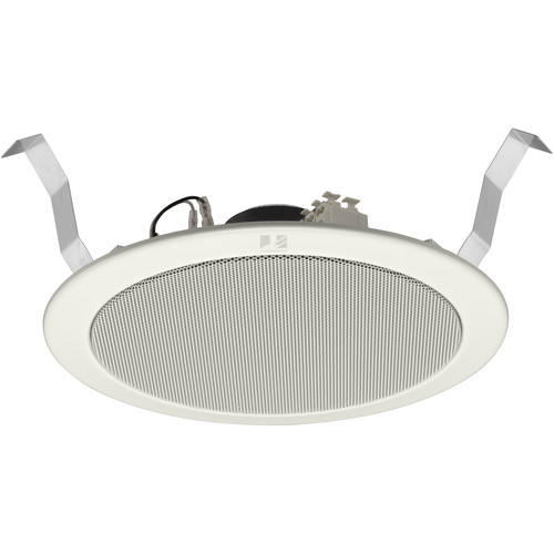 "Toa Electronics PC-2369 F00 6"" Full-Range Ceiling Speaker"