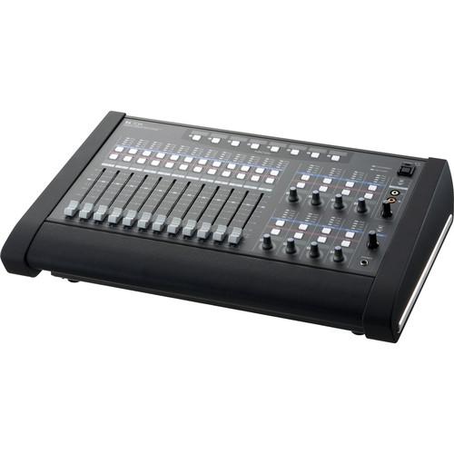 Toa Electronics Desktop Console Case for D-2012C Remote Console (Black)