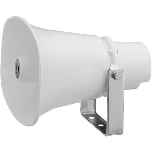 Toa Electronics Q-SC-P620 20W Powered Horn Speaker (Weatherproof)
