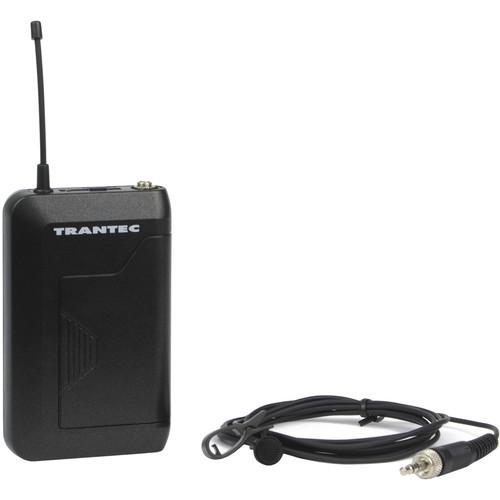 Toa Electronics Trantec S4.04 Series Lavalier Microphone