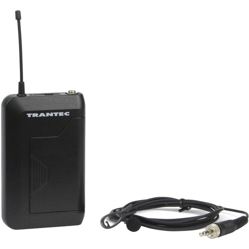 Toa Electronics Trantec S4.10 Series Lavalier Microphone