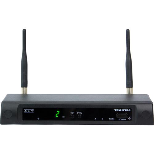 Toa Electronics Trantec S4.10 Series Wireless Receiver