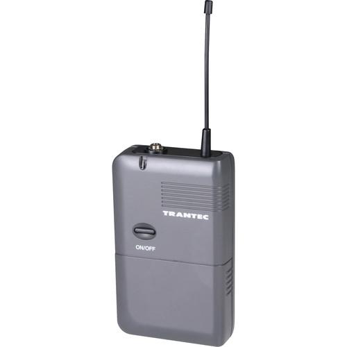 Toa Electronics Trantec S4.16 Series BTX-E3Q UHF Beltpack Transmitter (Channel E3, 668-698 MHz)