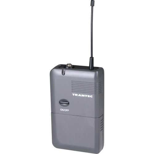 Toa Electronics Trantec S4.16 Series BTX-G4Q UHF Beltpack Transmitter (Channel G4, 606-636 MHz)