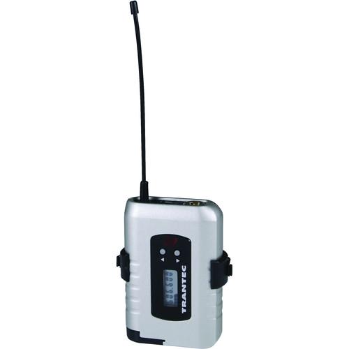 Toa Electronics Trantec S5.3-BTX Wireless Beltpack Transmitter (F2, 636 - 668 MHz)