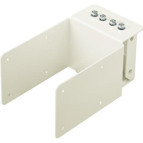 Toa Electronics Wall Bracket for SR-D8 Active Line Array Speaker System (White)