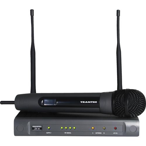 Toa Electronics Trantec S4.16H-E3-USQ UHF Wireless Mic System (Channel E3: 668-698 MHz)