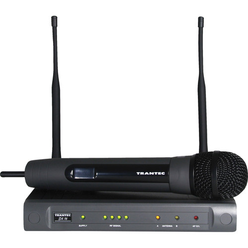 Toa Electronics Trantec S4.16H-G4-USQ UHF Wireless Mic System (Channel G4)