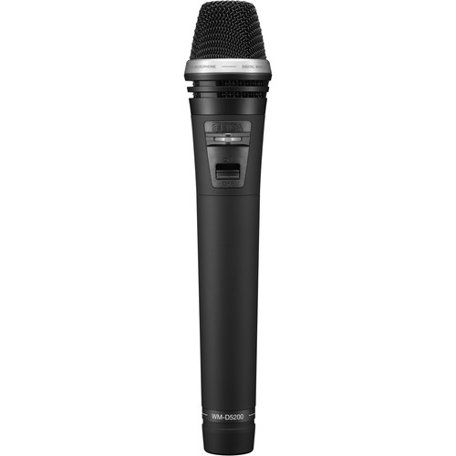 Toa Electronics Digital Wireless Handheld Microphone 160 Channel (H01 Band)