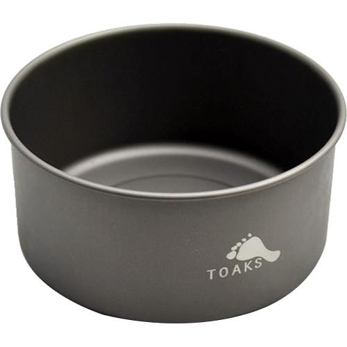 Toaks Outdoor Titanium 100mm Bowl