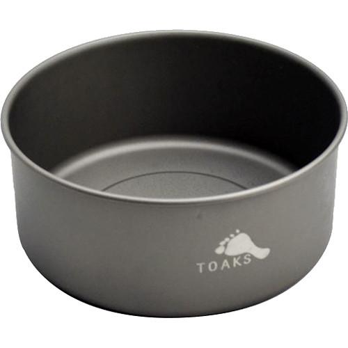 Toaks Outdoor Titanium 106mm Bowl