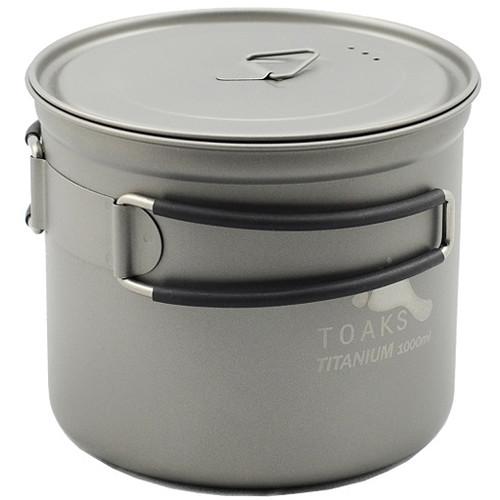 Toaks Outdoor Titanium Pot (1000mL)