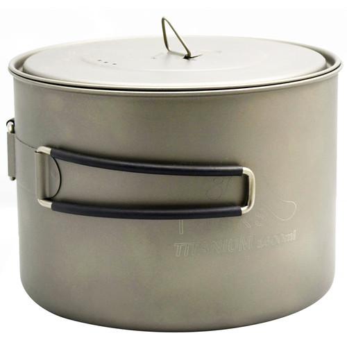 Toaks Outdoor Titanium Pot (1600mL)