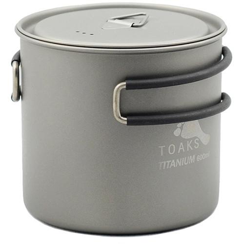 Toaks Outdoor Titanium Pot (600mL)