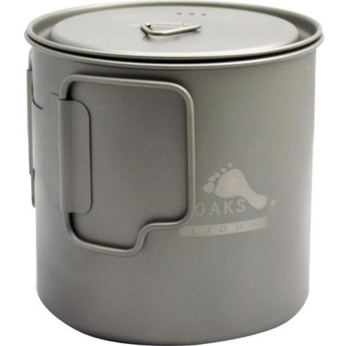 Toaks Outdoor Titanium Pot (650mL)