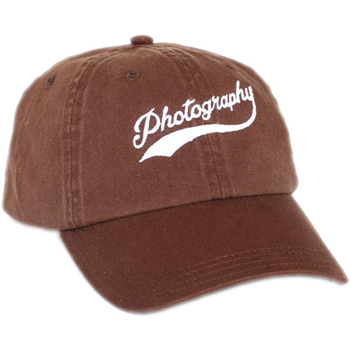TogTees Photography Hat (Sepia, One Size)