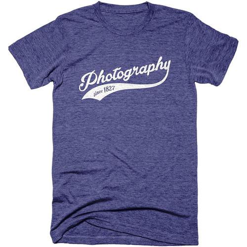 TogTees Men's Photography Since 1827 Tee Shirt (S, Night Sky)