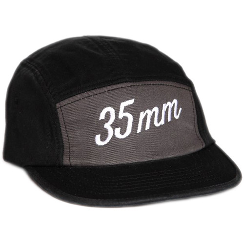 TogTees 35mm Camper Hat (Grayscale, One Size)
