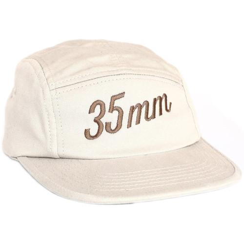 TogTees 35mm Camper Hat (Off-White, One Size)