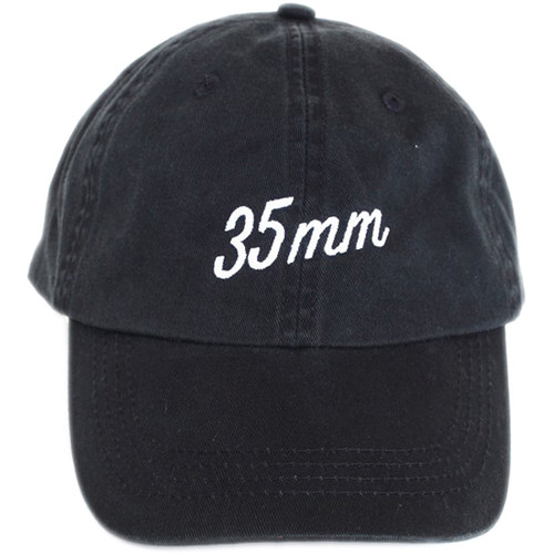 TogTees 35mm Dad Hat (Monochrome, One Size)