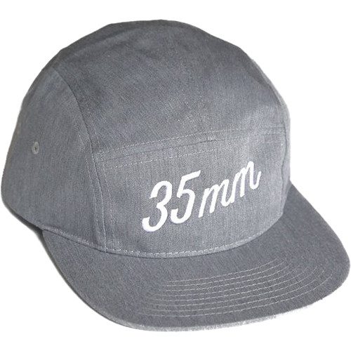TogTees 35mm Camper Hat (18% Gray)