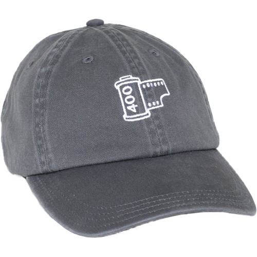 TogTees 400 Film Hat (Grayscale, One Size)