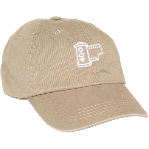 TogTees 400 Film Hat (Off-White, One Size)